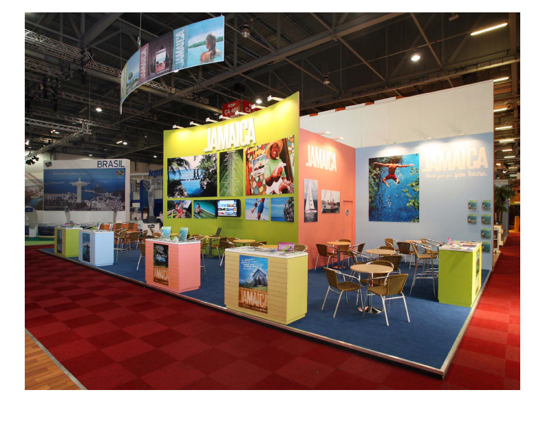 Exhibition Stand Tenders 2016 : Jamaica tourist board