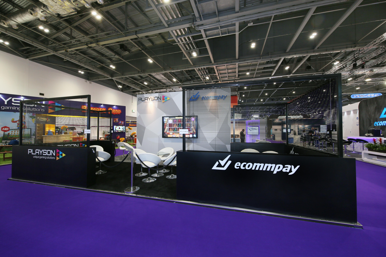 Bespoke Exhibition Stand Hospitality