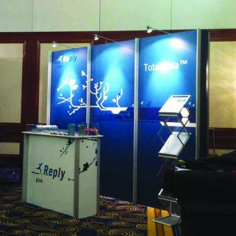 Reply - Modular Display Stand - Imagine Events