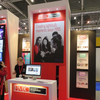 FMC Bespoke Exhibition Stand