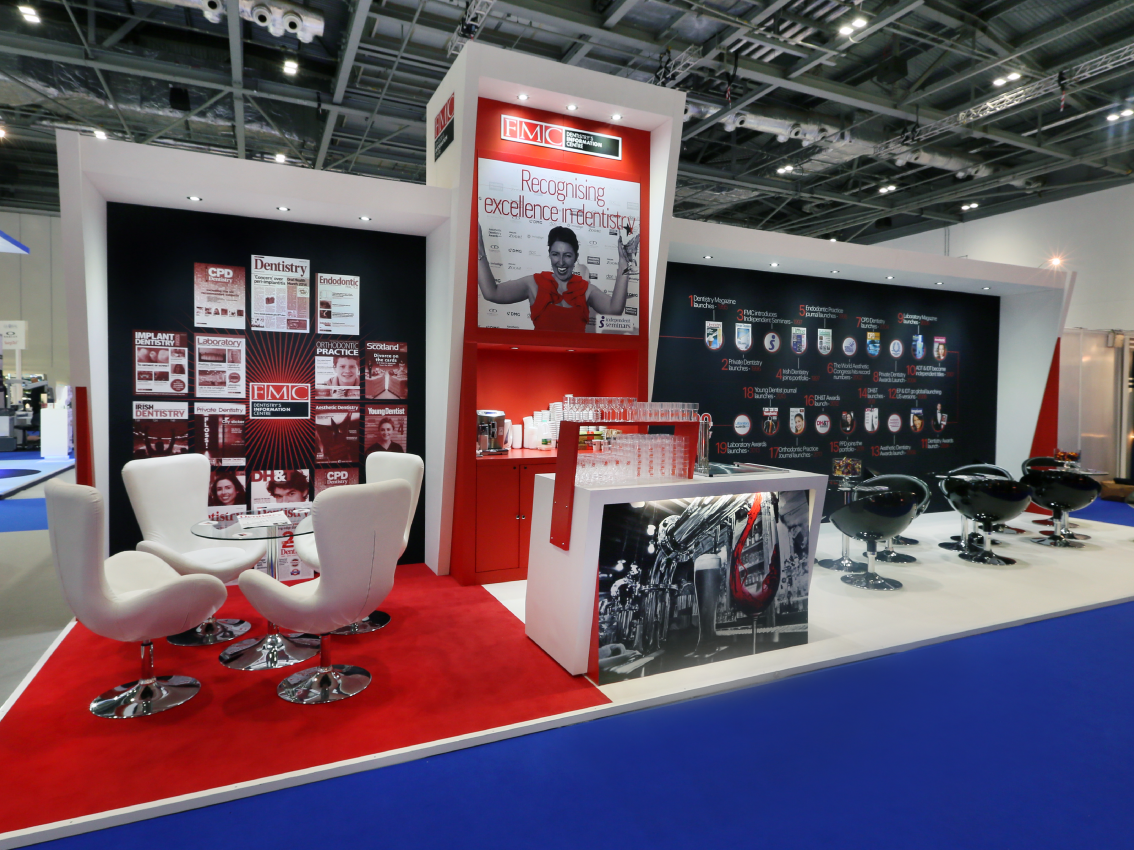 Exhibition Stands Oxfordshire : Fmc